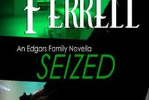 Story Board for SEIZED / by Suzanne Ferrell, RS author