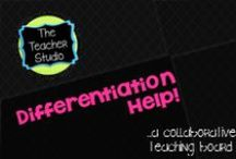 Differentiation Help! / This collaborative board is geared toward helping people improve differentiated instruction in their classrooms.  You may pin blog posts, anchor charts, freebies, and products related to differentiation--but PLEASE pin products responsibly--no more than one for every 2 other pins.  Thanks! / by Fourth Grade Studio www.fourthgradestudio.blogspot.com