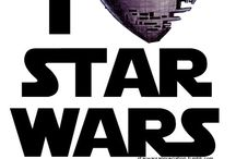 Star Wars Goodness / Star Wars is the ultimate space opera.  I'm an odd fan because I loved the prequels (except JarJar Binks). QuiGon Jinn is my favorite character.