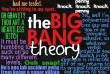 The Big Bang Theory Goodness / My favorite sitcom!