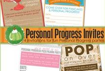 Personal Progress / by Erin Ricks