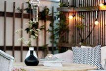 * outdoor & garden