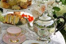 tea time / Tea parties, tea ceremonies, tea & tea culture