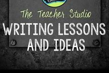 Writing Lessons and Writer's Workshop / This board is filled with resources, blog posts, projects, products, games, and lessons to help you in all areas of teaching writing.  Prewriting, drafting, revising, editing--it's all here. Writing different genres, teaching dialogue, mechanics and conventions help, professional reading, differentiation and assessment ideas, demand writing, figurative language and more!