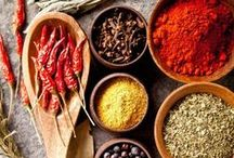Morphy Richards' spices it up / A guide to using spices in your cooking