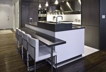 Innovative Kitchens / Inspiration for innovative kitchens that feature thech-lovers gadgets