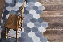 * #ihavethisthingwithfloors & tiles