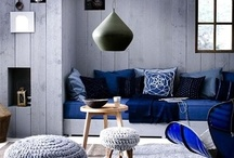 Home: Decor Ideas / General ideas about color, decor items, furniture, etc. for the home. / by Moriya Russell