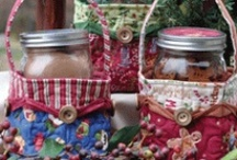Sewing for GIFTS and HOME / by Patricia Wood Emery