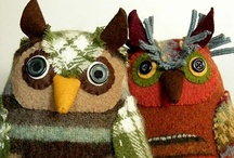 OWLS / by Anita Walsh