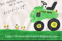 Down on the Farm Theme / by Rose Brewer