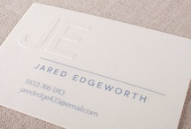 Stationery: Business Cards