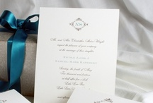 ALL NEW Weddings: Classic White / by William Arthur Fine Stationery