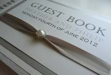 Our Guest Books / Wedding & Special Occasion Guest Books
