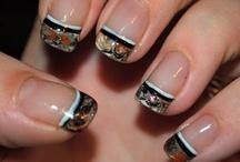 Nails - Colors, Tricks, Etc / by Jennifer Edens