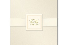 ALL NEW Weddings: Fabulous Folders / by William Arthur Fine Stationery