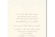 ALL NEW Weddings: Beautiful Borders / by William Arthur Fine Stationery