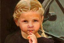 Art - Children - I / by Sharon Watson