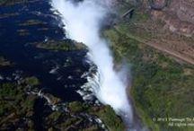 PTA Zambia / South Luangwa, Lower Zambezi,  Zambezi,  Busanga Plains,  Victoria Falls