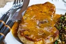 Recipes - Meat & Fish