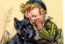 Art - Illustrations - Children