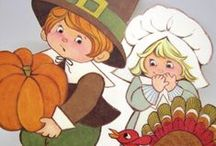 Vintage Thanksgiving / by Becky Schultea