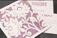 2014 Pantone Color of the Year / An ode to Radiant Orchid. / by William Arthur Fine Stationery