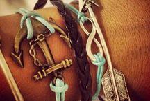 Jewelry / by Amy Tilton