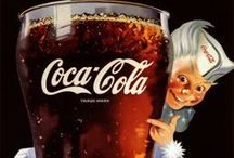 Ads - Coca-Cola / It's The Real Thing / by Sharon Watson