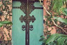 doorways / by Lisa Railan