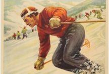 Ads - Sports (Skiing) / by Sharon Watson