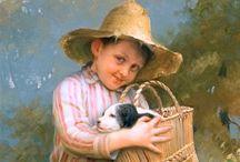 Art - Children - III / by Sharon Watson