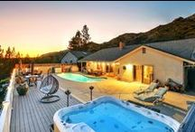 3020 Hopeton Road, La Crescenta / Views! Views! Views! Amazing family/entertainment home featuring 4 bedrooms / 2.5 bathrooms bamboo, carpet & tile floors, updated cook's kitchen with pool and large patio deck over looking city, canyon & mountains.