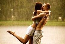 COUPLES | RAIN