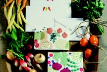 At the Market / A most delicious harvest makes your message all the more meaningful.  / by William Arthur Fine Stationery