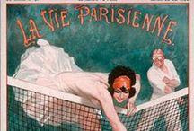 Ads - La Vie Parisienne (Magazines) / by Sharon Watson