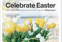 Easter Emails / Inspirational email ideas for Easter! Find out how we can help you with your online marketing at http://www.freshrelevance.com