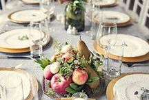 Tablescapes / Photos, ideas and more for a gorgeous tablescape for all occasions and seasons / by CasaBella Interiors