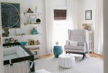 Nursery / by CasaBella Interiors