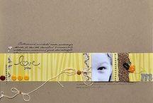 Scrapbooking / Scrapbook inspo! / by Mandi Kehoe