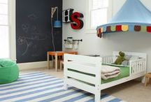 Kid Room Ideas / Ideas for playrooms, bedrooms, outdoor spaces and more / by CasaBella Interiors