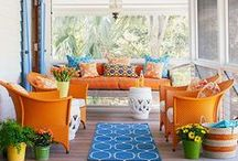 Outdoor Rooms / by CasaBella Interiors