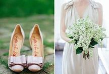 *spring wedding*