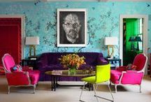 Dreamy Decor / by Carrie Critton
