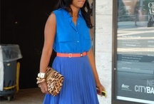 STREET STYLE WITH ANN ZIEGLER / by Beso.com