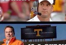 Football time in Tennessee!! / by Kimberly Larkins