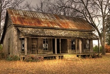 Anything Rustic... / by Debbie Wherry
