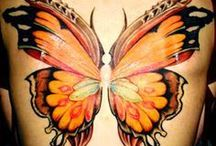 Artful Tattoos / by Barbara Atha