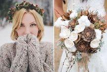*winter wedding*