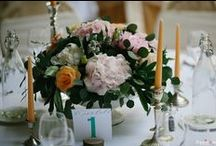*table centres*